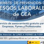 Próximas Actuaciones CEA en materia de PRL