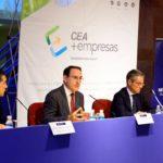 El Presidente de CEA destaca la función social de la empresa en el Networking E2e del Club de Emprendedores de Andalucía