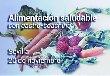 Alimentación saludable: consistente en un taller de gastro-coaching enfocado a posicionar los hábitos saludables como el motor del bienestar personal.