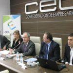 El Consejo de la Empresa Familiar de CEA analiza en CECO los retos de estas empresas en Andalucía