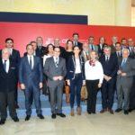 Javier González de Lara destacó, ante la Ministra de Industria, el Diálogo Social como impulsor de estrategias favorables a la actividad empresarial