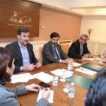 """CEA analiza en """"Encuentros con…"""" la """"Estrategia de las organizaciones empresariales ante la RSE"""""""