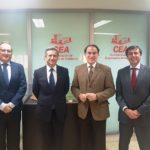 La incorporación de Andalucía Aeroespace en CEA refuerza la representación del sector aeroespacial