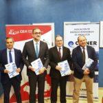 La energía eólica en Andalucía ha alcanzado el 2,56 por ciento del PIB andaluz, según el estudio presentado en CEA