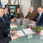 Reunión de CEA con la consejera de Fomento para analizar la situación de los proyectos que afectan a las infraestructuras andaluzas