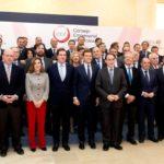 CEA celebra un almuerzo coloquio empresarial con la participación de los presidentes de CEA, CEOE y Ciudadanos