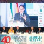 Javier González de Lara reivindica Andalucía como territorio para la inversión y el empleo