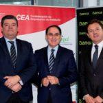 Bankia colabora con la Confederación de Empresarios de Andalucía en su Asamblea General y en los actos del 40 aniversario