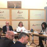 El Consejo de Industria de CEA celebra su reunión constitutiva tras la renovación de los órganos consultivos de la Confederación