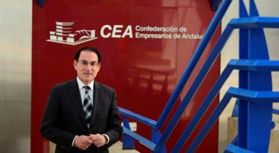 Andalucía, una Empresa global. Artículo del Presidente de CEA. Grupo Joly.
