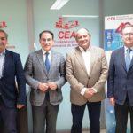 CLANER y CEA defienden la inversión en infraestructuras eléctricas en Andalucía para posibilitar proyectos empresariales sostenibles
