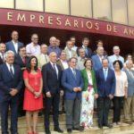 La constitución de la Comisión de Economía Azul de CEA, una apuesta para favorecer su actividad en Andalucía