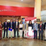 El Consejo Empresarial de Sanidad y Asuntos Sociales de CEA se reúne con el Portavoz Adjunto del PP en el Parlamento