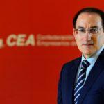 El Presidente de CEA, Javier González de Lara, nombrado vicepresidente de CEOE