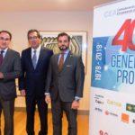 Javier González de Lara destaca el compromiso social de las empresas y las fundaciones con Andalucía