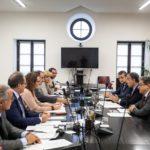 Constituida una mesa de trabajo permanente con CEA, sindicatos y Junta de Andalucía frente al Brexit.