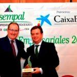 CEA participó en el acto de entrega de los Premios Empresariales ASEMPAL 2019