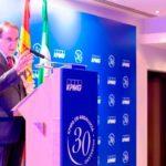 El Presidente de CEA destaca la labor con y para las empresas de KPMG en su 30 Aniversario en Andalucía