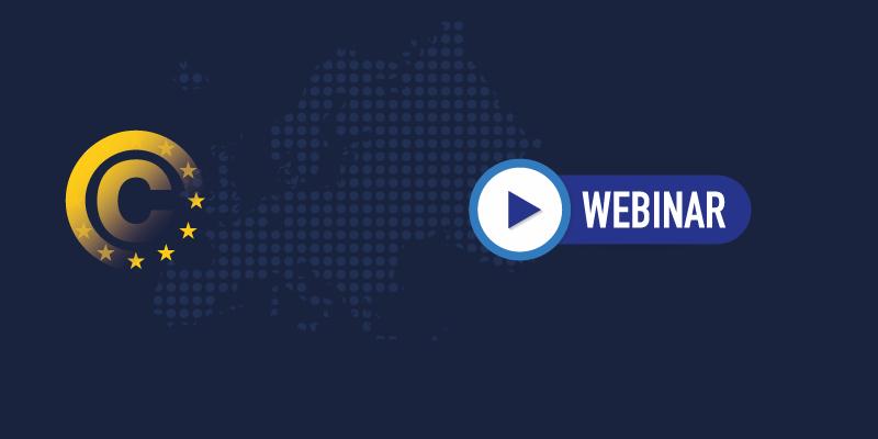 """Webminar: """"Impacto de la Directiva Copyright en pymes, autónomos y emprendedores"""""""