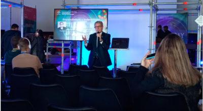 """Presentación del observatorio empresarial en el """"SMARTDAY"""""""