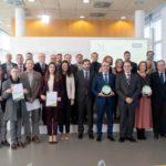El Foro de Empresas Socialmente Responsables de la provincia de Málaga, galardonado con el IX Premio CEA de Responsabilidad Social Empresarial