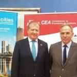 CEA presenta a los empresarios la nueva convocatoria de Greencities, Foro de Inteligencia y Sostenibilidad Urbana