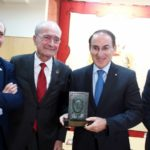 La Unión Profesional de Málaga entrega el Premio Antonio Serrano a Javier González de Lara