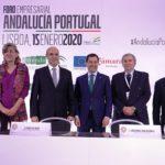 El Presidente de CEA asegura en Lisboa, ante más de 120 empresas portuguesas y andaluzas, que es un buen momento para invertir en Andalucía