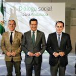 El Presidente de CEA reafirma la importancia del diálogo social para hacer de Andalucía una tierra de oportunidades