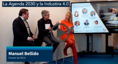 La Agenda 2030 y la Industria 4.0 - Manuel Bellido, director de OECA