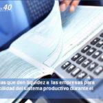 CEA demanda medidas decisivas que den liquidez a las empresas para garantizar la sostenibilidad del sistema productivo durante el estado de alarma