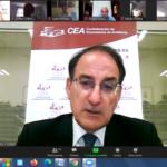 CEA apuesta por un gran acuerdo de Diálogo Social andaluz para la recuperación económica