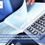 Llamamiento de CEA a la unidad de acción entre agentes sociales y la Administración para generar confianza y estabilidad en las empresas ante el desempleo