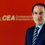 Entrevista de ABC al presidente de la CEA: «Andalucía no puede permitirse otro confinamiento»