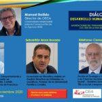 Diálogos OECA: El encuentro pone sobre la mesa los retos para un desarrollo sostenible y el papel de la sociedad civil
