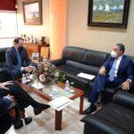 González de Lara traslada a Bendodo la urgencia de un plan de rescate efectivo para la Hostelería y el pequeño comercio