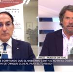 González de Lara subraya el Turismo, el Transporte y el Ocio como sectores prioritarios para el plan de rescate