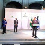 CEA y Junta de Andalucía sellan su compromiso por un plan de choque para pymes y autónomos firme y ejecutable