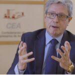 Manuel Bellido director de OECA interviene en la Asamblea de CEA 2021
