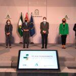 Fundación CEOE, CEA y la Comunidad de Andalucía firman el acuerdo de adhesión al Plan Sumamos Salud+Economía