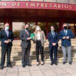 Mesa de trabajo entre CEA y Fomento para abordar la nueva Ley de Impulso para la Sostenibilidad del Territorio LISTA