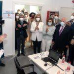 Arranca la vacunación en las empresas andaluzas de la mano de Alestis Aerospace y con el impulso Fundación CEOE, CEA y la Junta de Andalucía