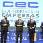Javier Sánchez Rojas, reelegido presidente en la Asamblea de CEC celebrada en Algeciras