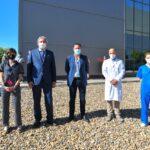 CES impulsa el proceso de vacunación en Airbus, gracias al 'Plan Sumamos. Salud + Economía'
