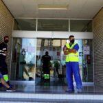 Navantia Bahía de Cádiz vacuna a su personal de plantilla y de industria colaboradora como parte del Plan Sumamos