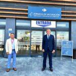 Carrefour comienza la vacunación de sus trabajadores en Sevilla de la mano de la CES