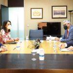 CEA transmite a Ciudadanos la importancia determinante de la estabilidad política para la recuperación de Andalucía