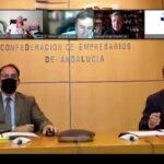 CEA insta a acelerar las medidas aprobadas para la recuperación social y económica de Andalucía