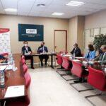 El presidente de CEA insiste en su reunión con Vox en la estabilidad y el Diálogo Social como motores de recuperación