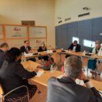 CEA y UGT-A analizan propuestas para impulsar la fase de recuperación económica de Andalucía